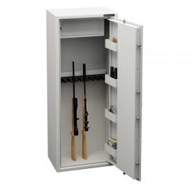 Konsmetal Szafa na broń długą MLB 150S/10 klasa S1