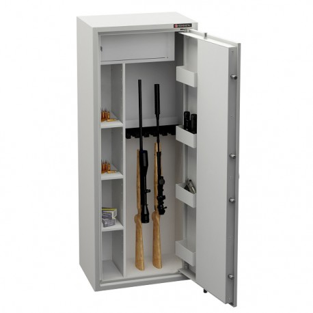 Konsmetal Szafa na broń długą MLB 150D/6+4