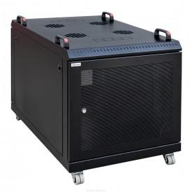 Szafa serwerowa RACK 12U - 600 x 1000 mm
