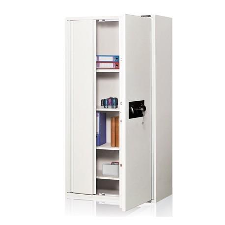 Szafa na dokumenty MS2/C 185 dwu - drzwiowy